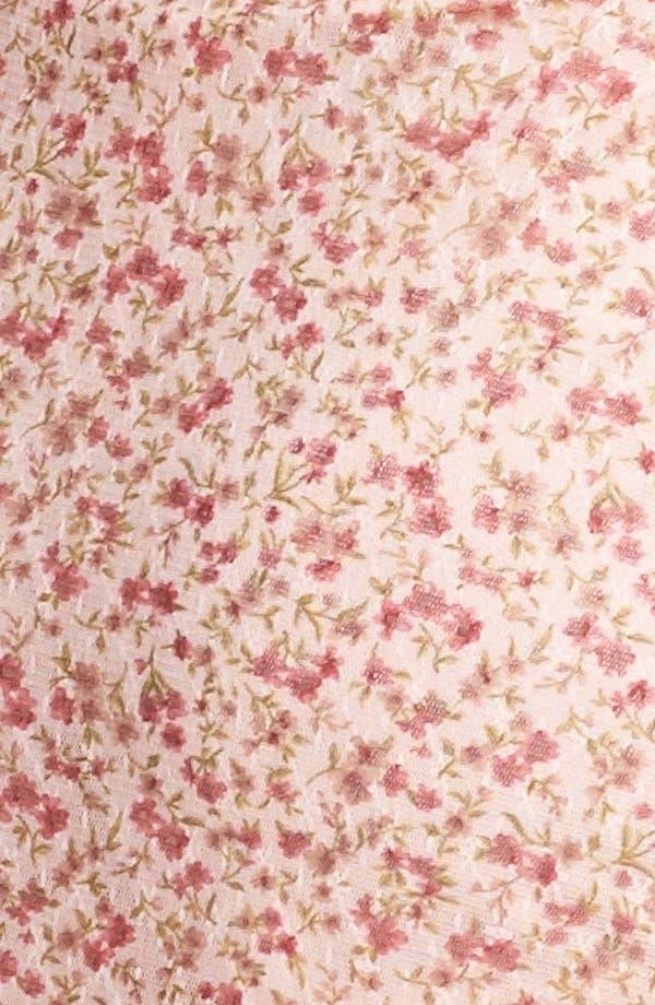 Alternate Image 3  - Mimi Chica Print Sheer Maxi Skirt (Juniors)