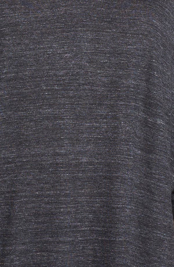 Alternate Image 3  - Eileen Fisher V-Neck Slub Jersey Tunic