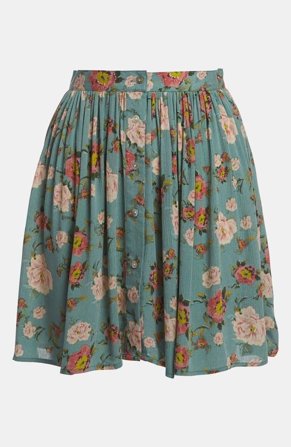 Alternate Image 2  - MINKPINK 'Notebook' Skater Skirt
