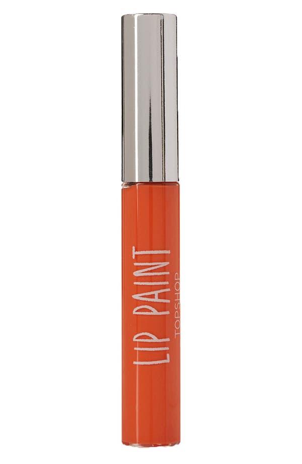 Alternate Image 1 Selected - Topshop Lip Paint