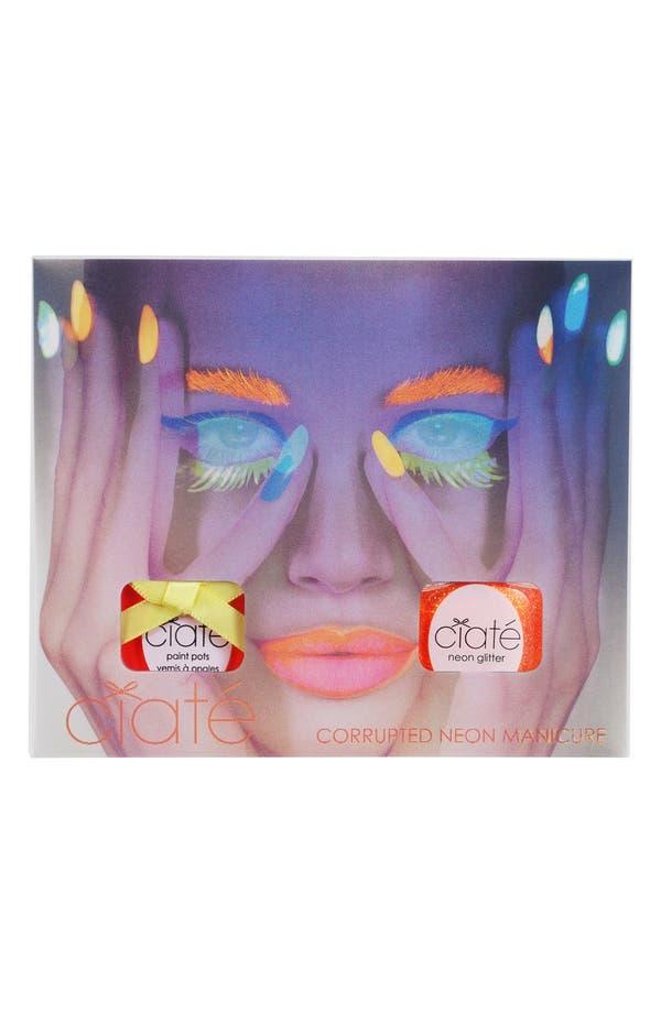 Alternate Image 2  - Ciaté 'Corrupted Neon - Club Tropicana' Manicure Set