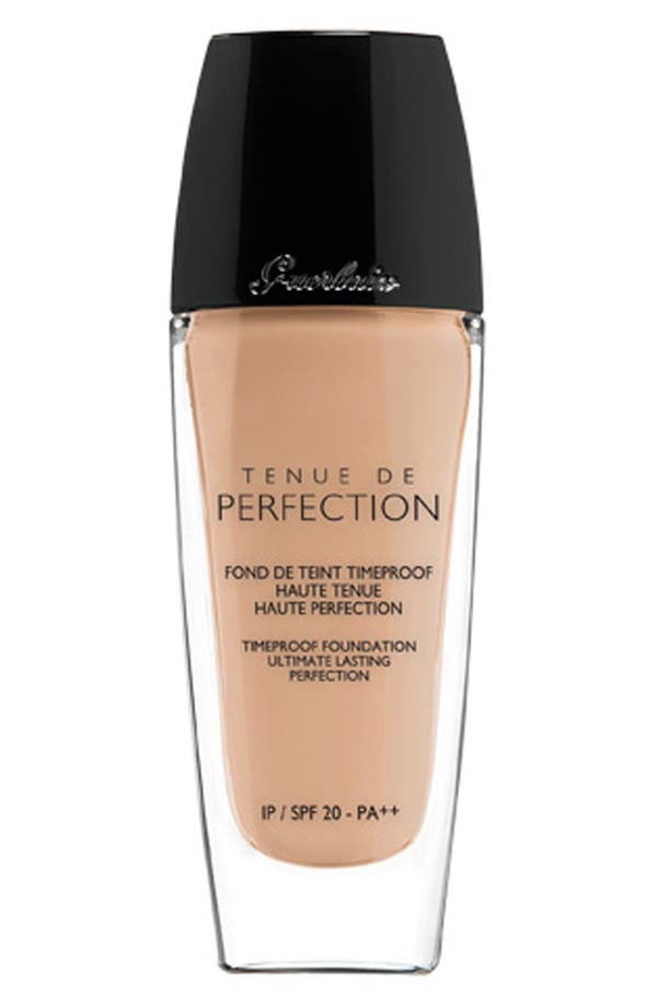 'Tenue de Perfection' Foundation SPF 20,                         Main,                         color, No. 03 Beige Naturel