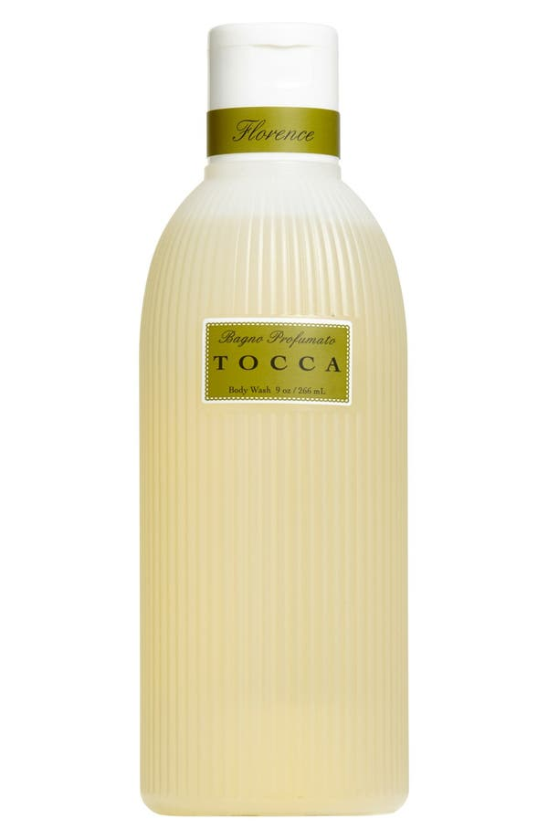 Alternate Image 1 Selected - TOCCA 'Florence' Body Wash