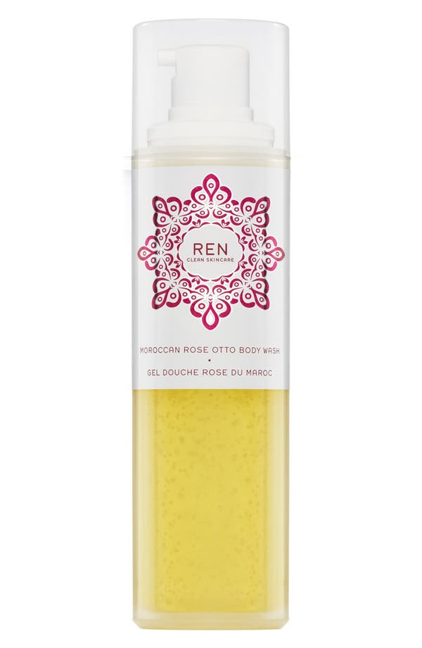 Alternate Image 1 Selected - SPACE.NK.apothecary REN Moroccan Rose Otto Body Wash