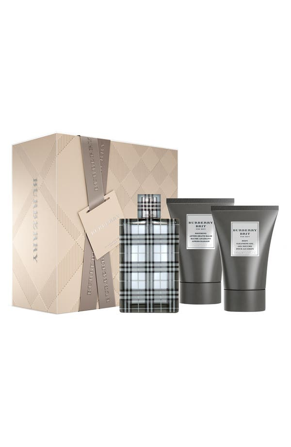 Alternate Image 1 Selected - Burberry Brit for Men Set ($138 Value)