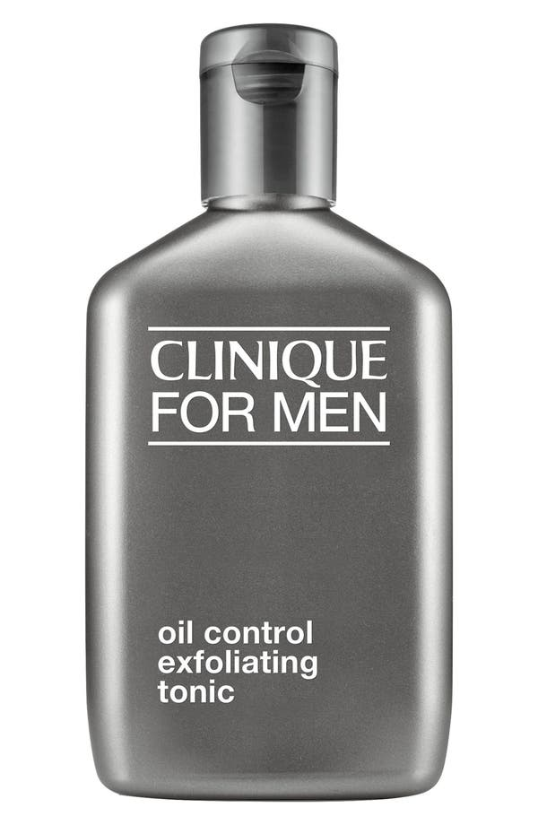 for Men Exfoliating Tonic,                         Main,                         color, Combination Oily