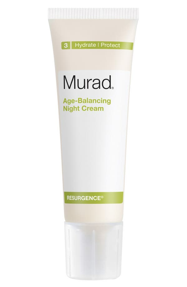 Alternate Image 1 Selected - Murad® Age-Balancing Night Cream