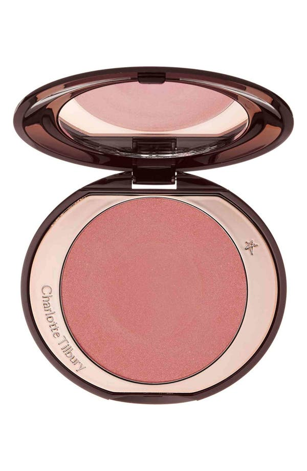 Cheek to Chic Swish & Pop Blush,                             Main thumbnail 1, color,                             Love Glow