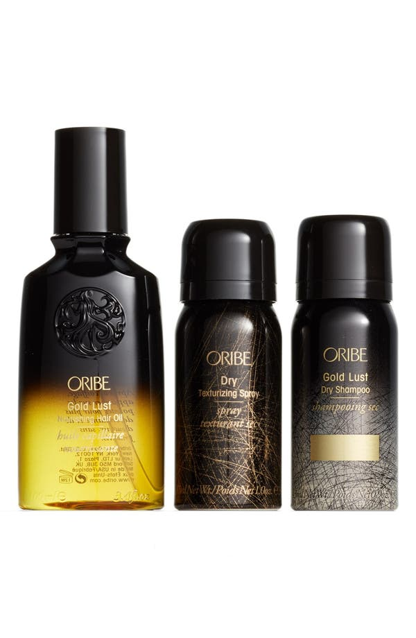 Main Image - SPACE.NK.apothecary Oribe Gold Lust Set (Nordstrom Exclusive) ($72 Value) (Special Purchase)