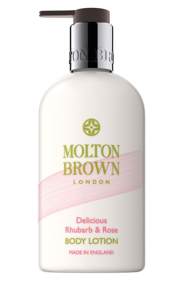 Body Lotion,                         Main,                         color, Rhubarb And Rose