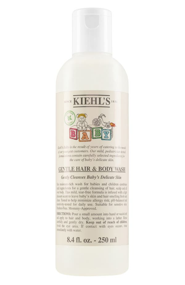 Main Image - Kiehl's Since 1851 Baby Gentle Hair & Body Wash