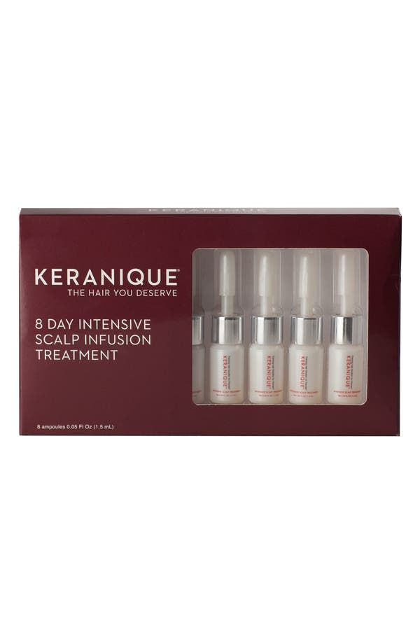 Alternate Image 2  - Keranique 8 Day Intensive Scalp Infusion Treatment