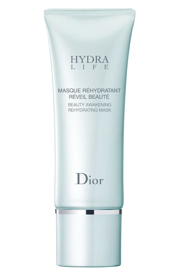 Alternate Image 1 Selected - Dior 'Hydra Life' Beauty Awakening Rehydrating Mask