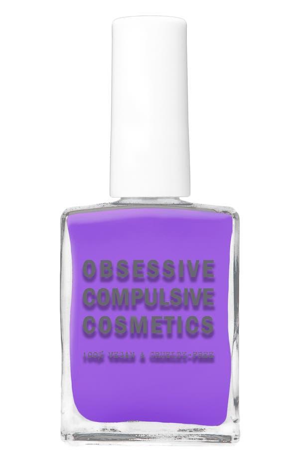 Main Image - Obsessive Compulsive Cosmetics Nail Lacquer
