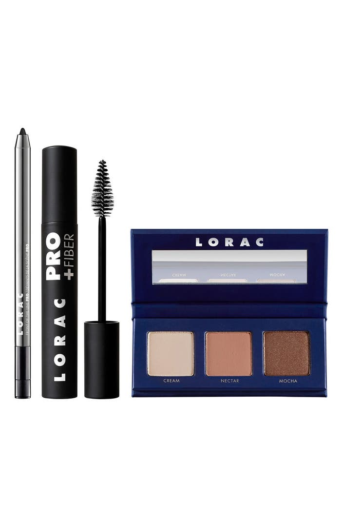 Lorac Pro To Go Professional Eye Collection Review: LORAC 'Love, Lust & Lace' PRO Eye Collection (Limited