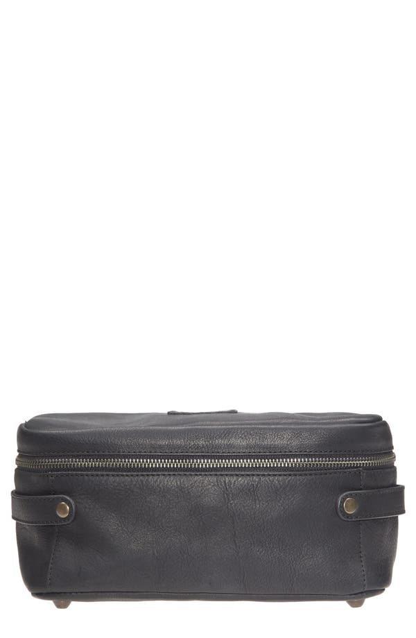 Alternate Image 1 Selected - Will Leather Goods 'Desmond' Travel Kit