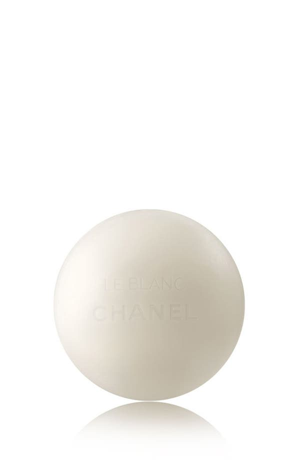 Alternate Image 1 Selected - CHANEL LE BLANC BRIGHTENING PEARL  Soap Makeup Remover-Cleanser