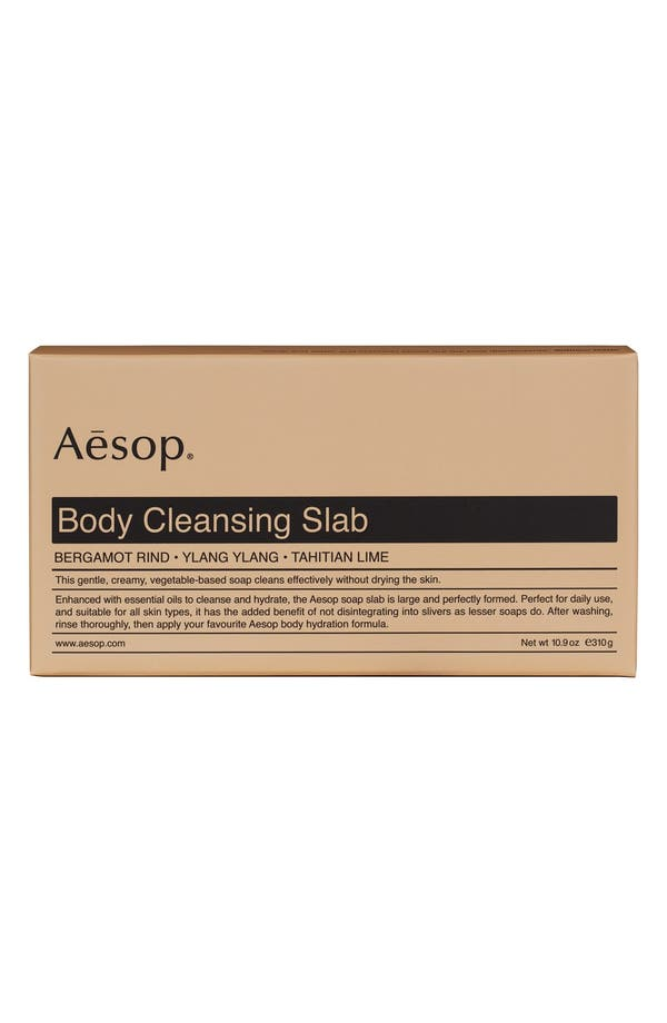 Alternate Image 1 Selected - Aesop Body Cleansing Slab