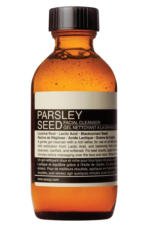 Main Image - Aesop Parsley Seed Facial Cleanser