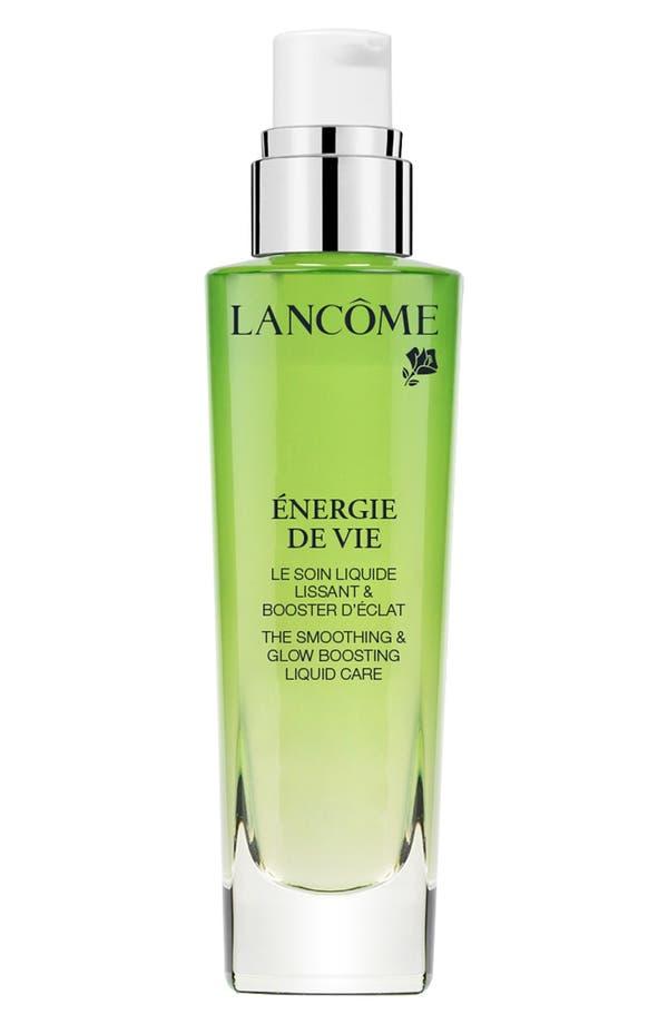 Main Image - Lancôme Énergie de Vie Antioxidant & Glow Boosting Liquid Care Moisturizer