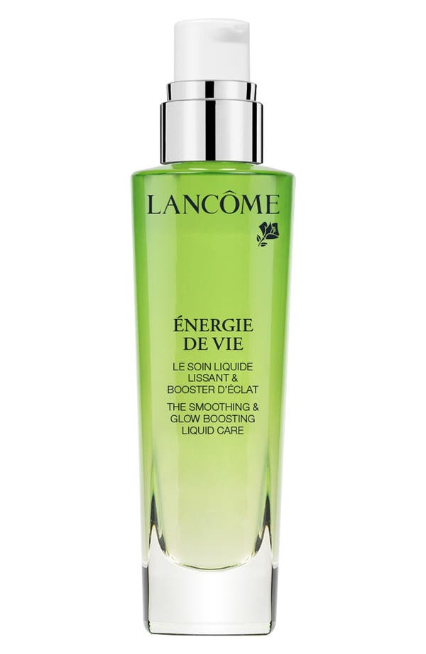 Énergie de Vie Antioxidant & Glow Boosting Liquid Care Moisturizer,                         Main,                         color, No Color