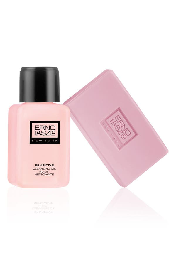 Alternate Image 2  - Erno Laszlo Sensitive Skin Cleansing Set ($38 Value)
