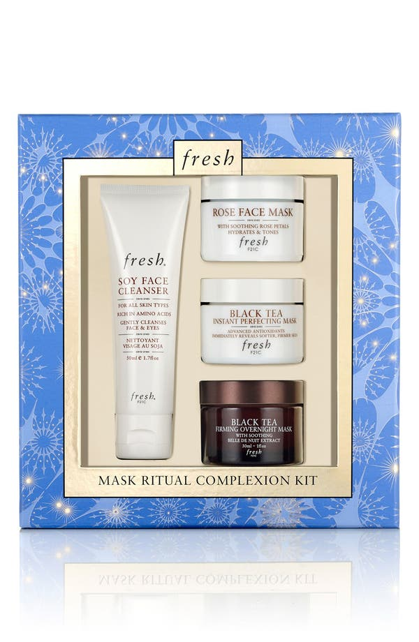 Main Image - Fresh® Mask Ritual Complexion Kit (Limited Edition) ($89 Value)