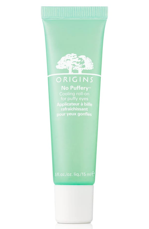 Main Image - Origins No Puffery™ Cooling Roll-On for Puffy Eyes