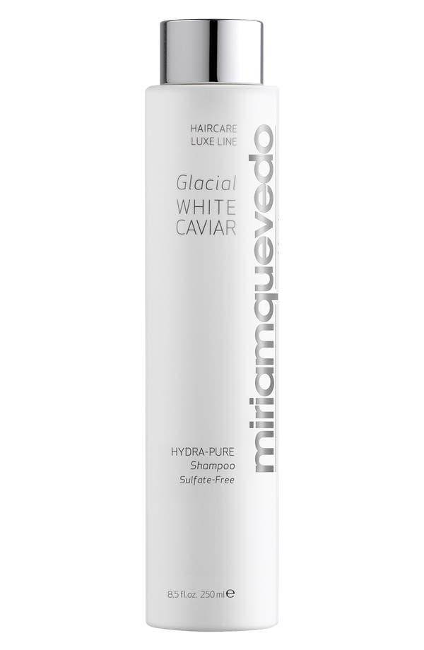 SPACE.NK.apothecary Miriam Quevedo Glacial White Caviar Hydra-Pure Shampoo,                         Main,                         color, No Color