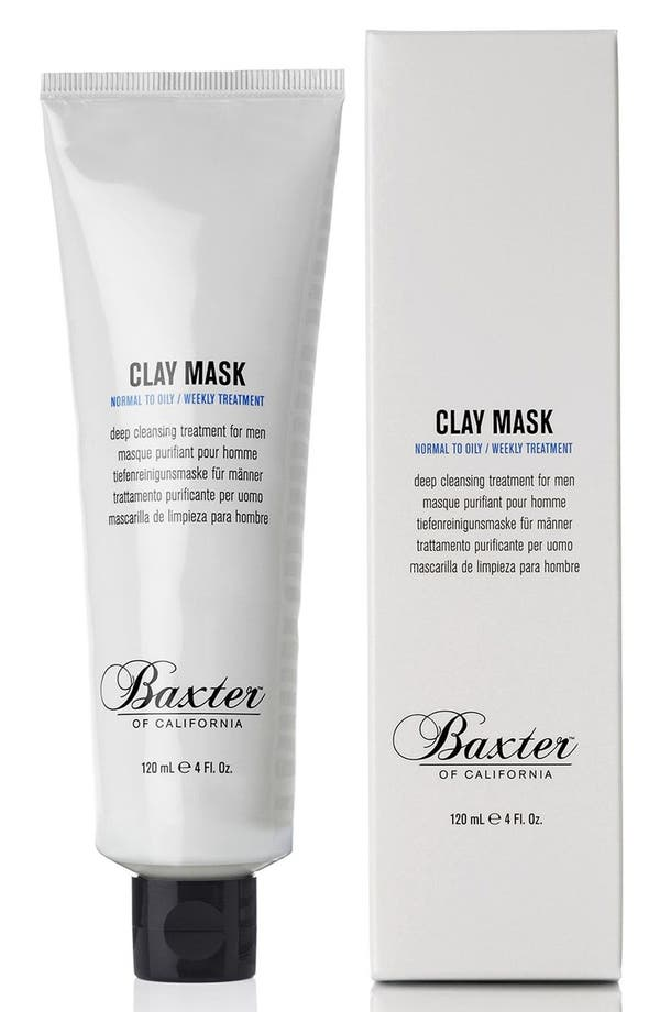 Alternate Image 1 Selected - Baxter of California Clay Mask