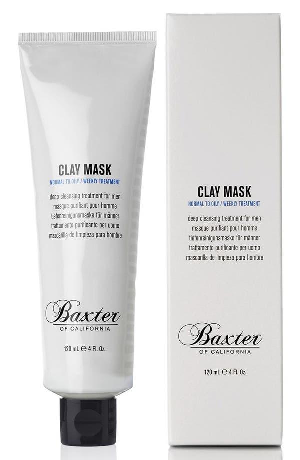 Clay Mask,                         Main,                         color, No Color