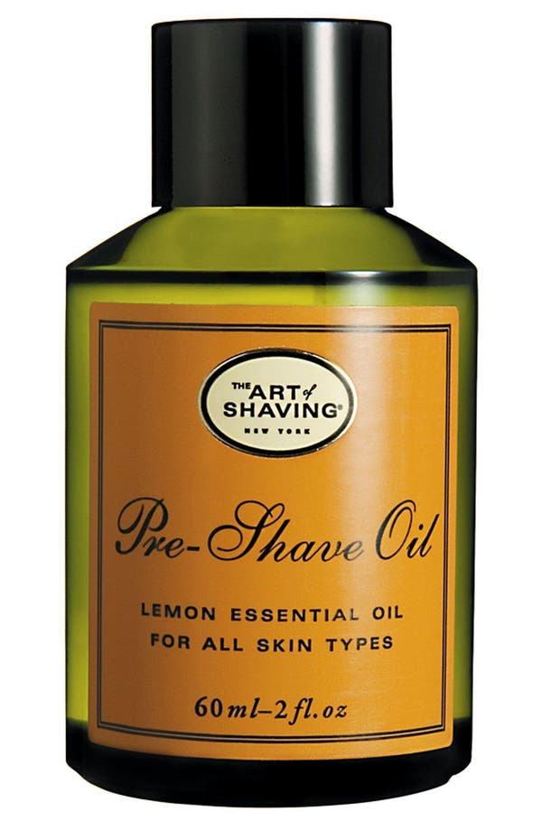 Alternate Image 1 Selected - The Art of Shaving® Pre-Shave Oil with Lemon Essential Oil