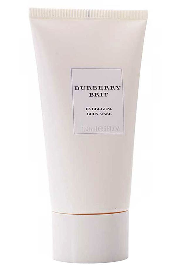 Alternate Image 1 Selected - Burberry Brit Energizing Body Wash