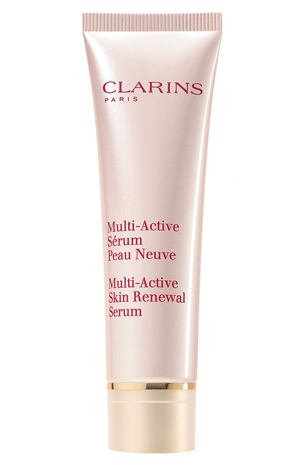 Alternate Image 1 Selected - Clarins 'Multi-Active' Skin Renewal Serum