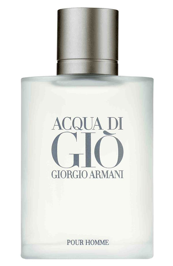 Alternate Image 1 Selected - Acqua di Giò pour Homme Eau de Toilette