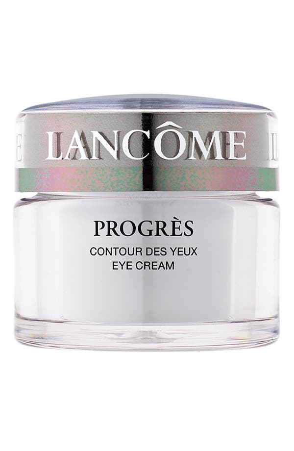 Alternate Image 1 Selected - Lancôme Progrès Eye Cream