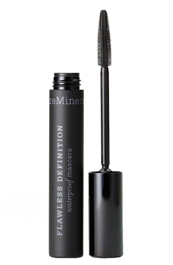 Flawless Definition Waterproof Mascara,                             Main thumbnail 1, color,                              Black