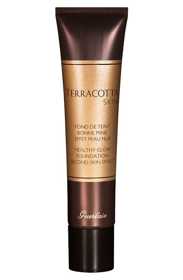Alternate Image 1 Selected - Guerlain 'Terracotta Skin' Healthy Glow Foundation