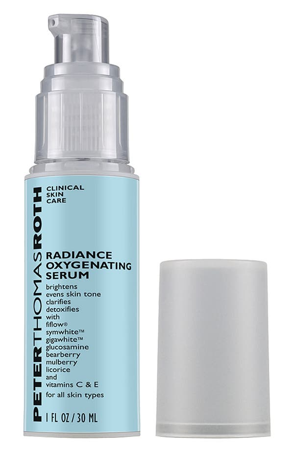 Alternate Image 1 Selected - Peter Thomas Roth 'Radiance' Oxygenating Serum