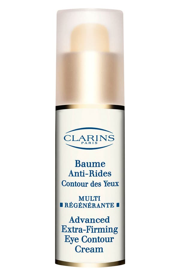 Alternate Image 1 Selected - Clarins 'Advanced Extra-Firming' Eye Contour Cream