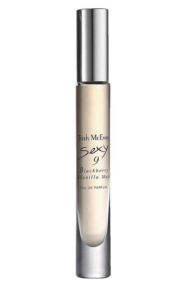 Main Image - Trish McEvoy 'Sexy No. 9' Blackberry & Vanilla Musk Eau de Parfum Rollerball