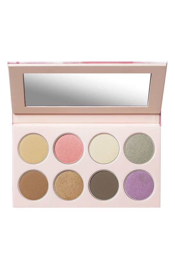 'Be Discovered' Eyeshadow Palette,                             Main thumbnail 1, color,                             No Color