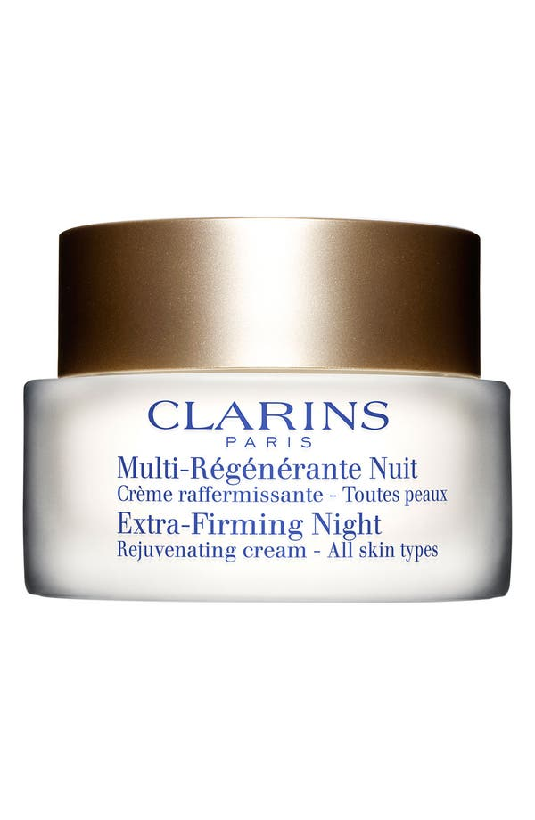 Alternate Image 1 Selected - Clarins 'Extra-Firming' Night Cream for All Skin Types