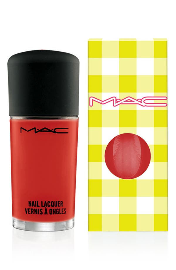 Alternate Image 1 Selected - M·A·C 'Cook M·A·C' Nail Lacquer