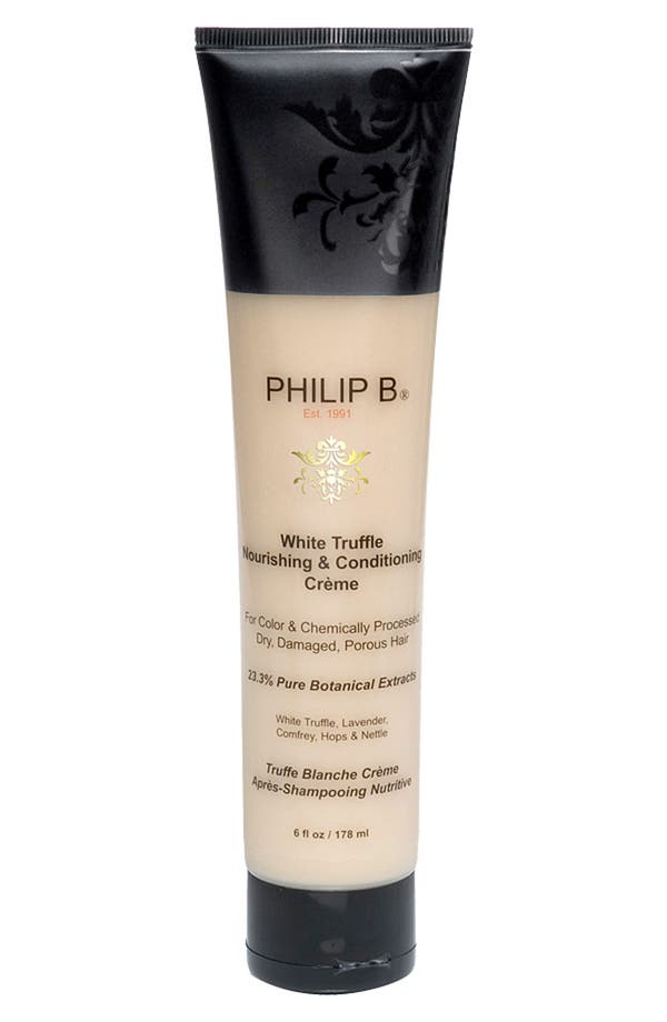 Alternate Image 1 Selected - SPACE.NK.apothecary PHILIP B® White Truffle Nourishing & Conditioning Crème