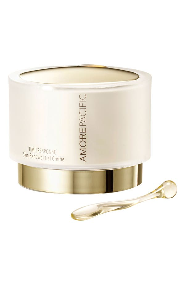 Alternate Image 1 Selected - AMOREPACIFIC Time Response Skin Renewal Gel Crème