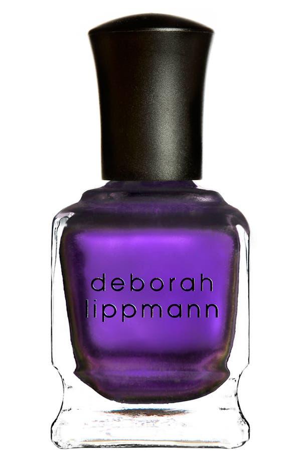 Alternate Image 1 Selected - Deborah Lippmann 'Private Dancer' Mirrored Chrome Nail Lacquer
