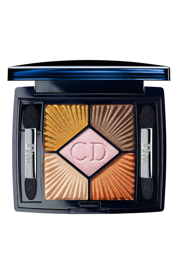 Main Image - Dior 'Le Croisette' 5-Color Palette Aurora