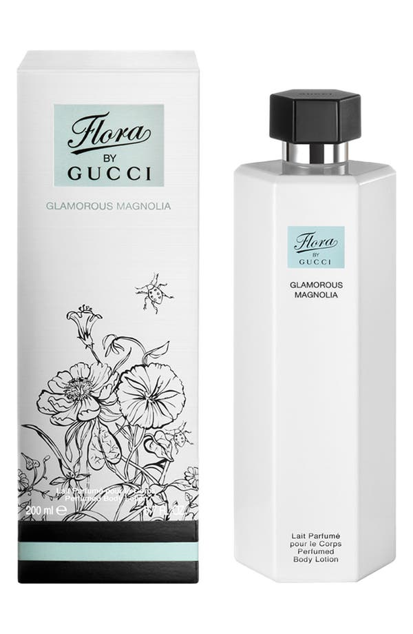 Alternate Image 2  - Gucci 'Flora by Gucci - Glamorous Magnolia' Body Lotion