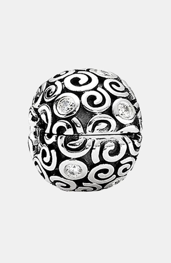 Alternate Image 1 Selected - PANDORA 'Wind' Clip Charm